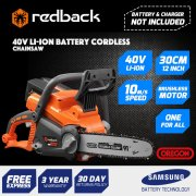 Redback Battery Chainsaw RB-CS16