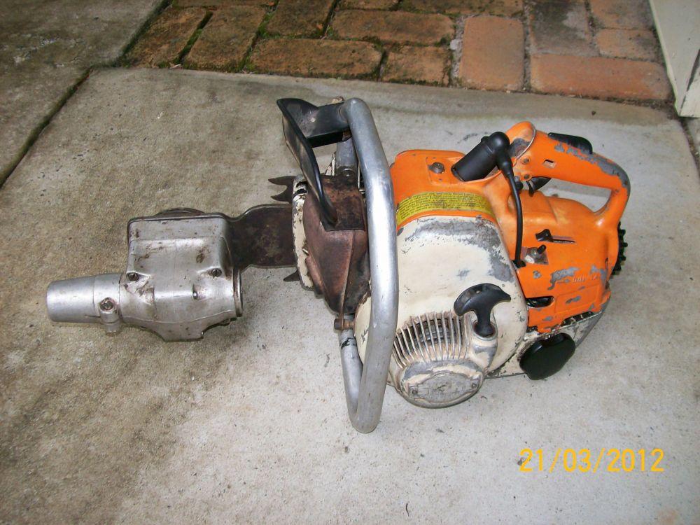 Stihl 08S with ATOM - OutdoorKing Repair Forum