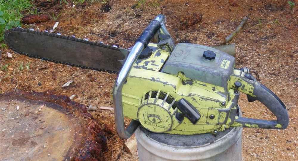 pioneer chainsaw repair manual
