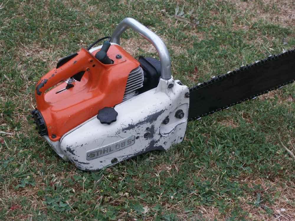 Stihl 08S - OutdoorKing Repair Forum