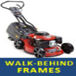Questions on Walk Behind Lawn Mower Frames