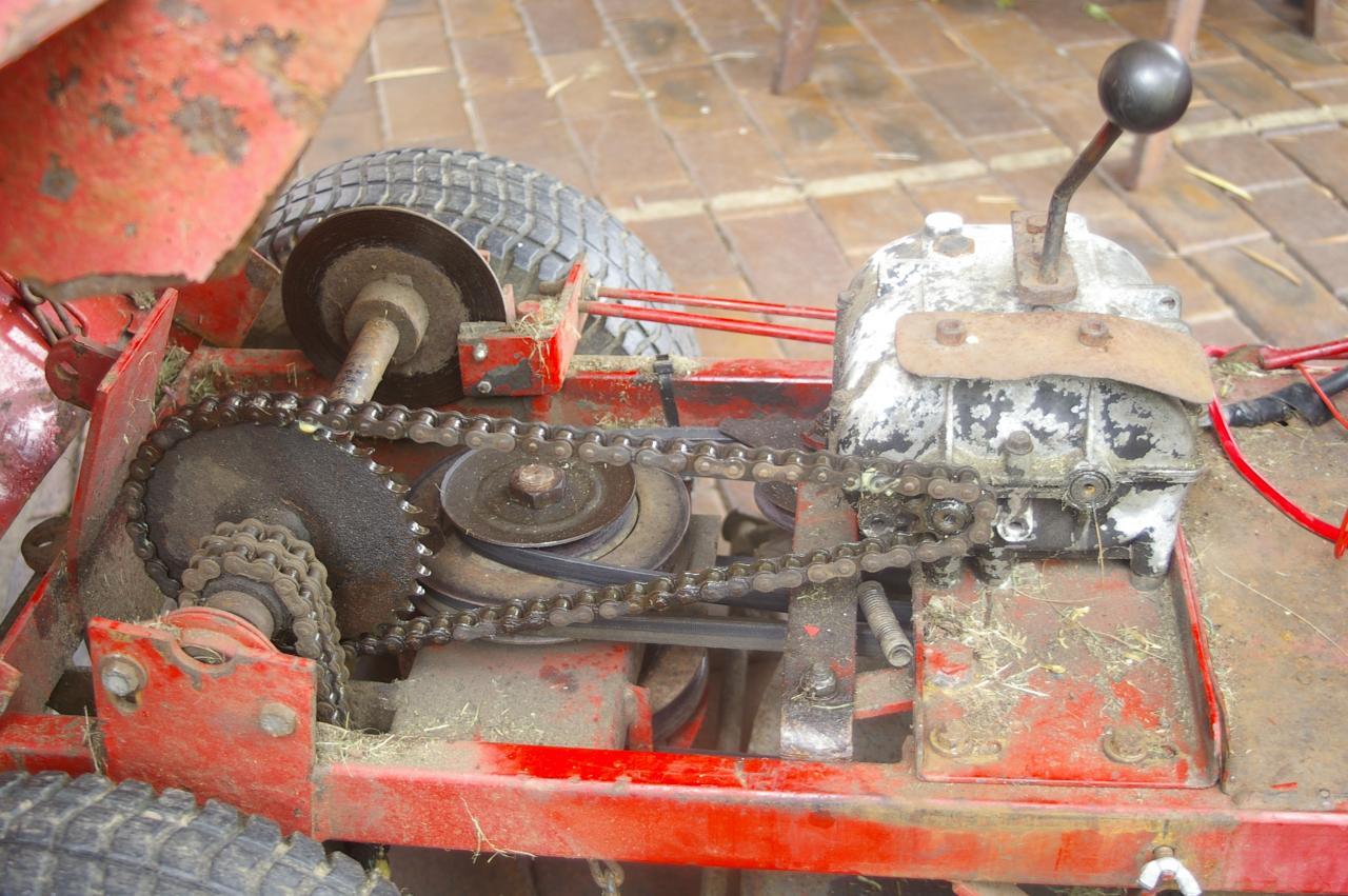 Rover Rancher 2 Belt Adjustment Outdoorking Repair Forum