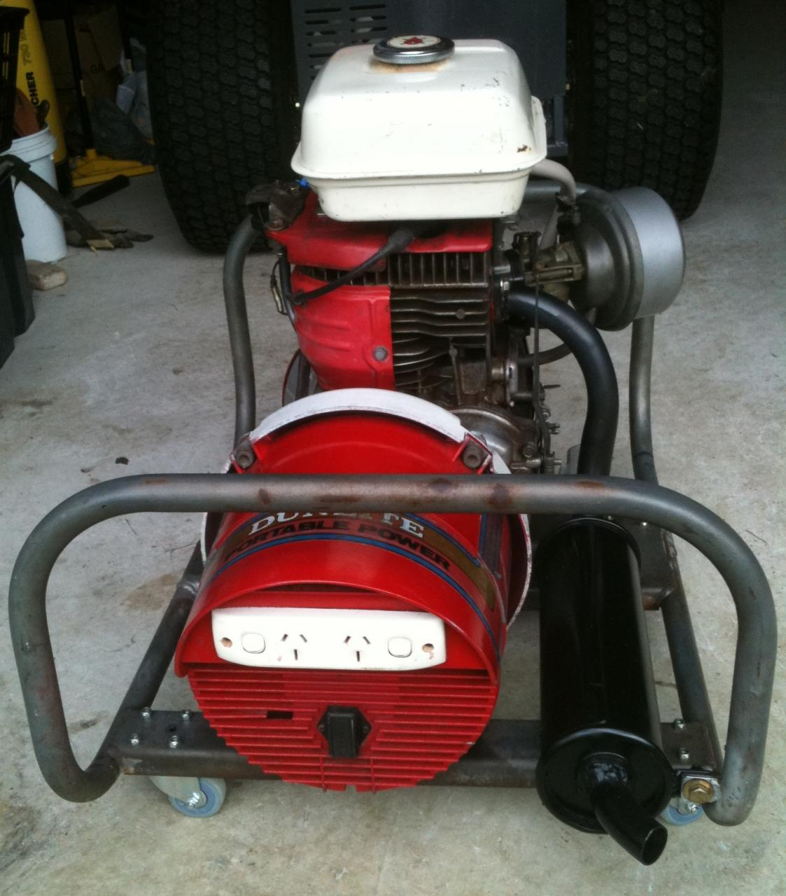 Fuel tank for honda g400 needed please outdoorking - Is it bad to run a generator out of gas ...