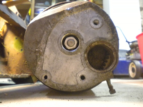 Gear Puller Repco : Removing drive roller from sb outdoorking repair forum