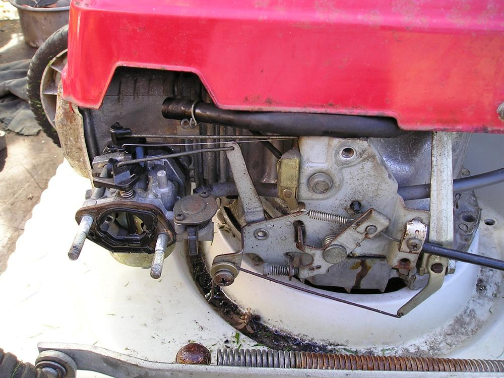 honda lawn mower carburetor linkage diagram simple guide about small engine carburetor parts honda lawn mower carburetor linkage diagram, · honda hru194 linkage throttle help needed outdoorking