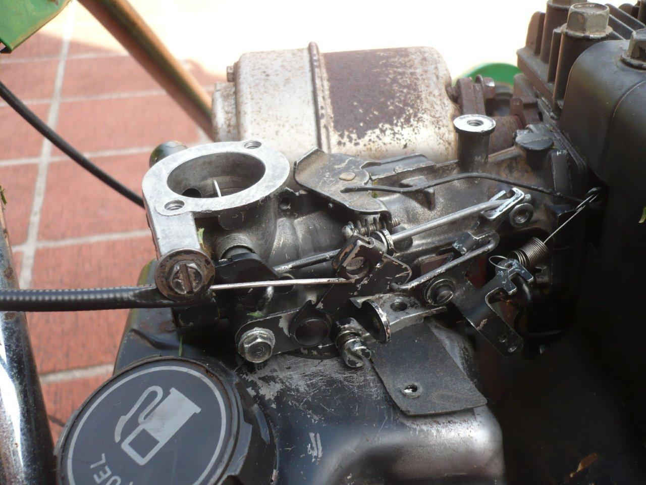 32 Briggs And Stratton Throttle Linkage Diagram 3hp