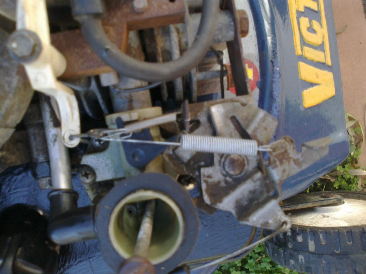 Briggs & Stratton 3 5 over revs - OutdoorKing Repair Forum