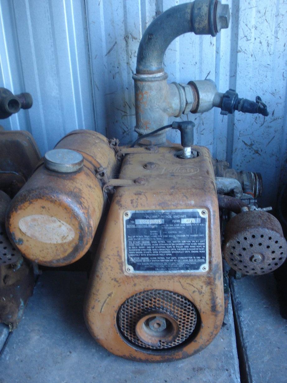 Villiers photos - OutdoorKing Repair Forum