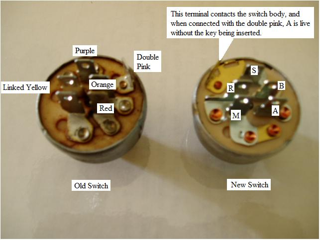 Need help on Toro Ignition switch....Please!! - OutdoorKing Repair Forum OutdoorKing