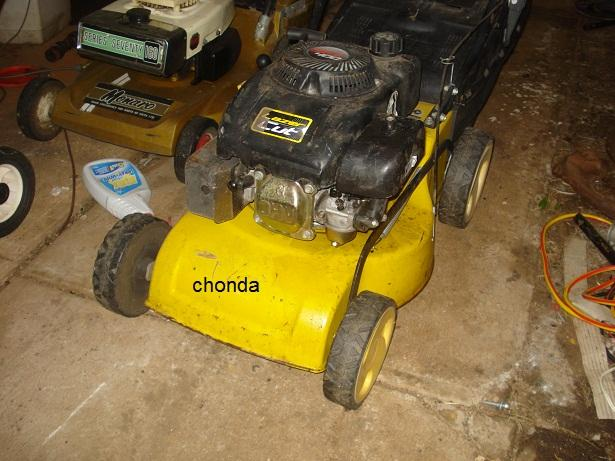 Small Engines (Lawn Mowers, etc.): murry lawn mower stops running
