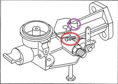 pulsa jet carburetor exploded view diagrams pictures to Briggs Stratton Model 130202 Carburetor Briggs Stratton Model 130202 Carburetor