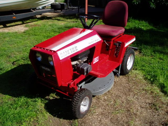 rover rancher 1755 model outdoorking repair forum rh outdoorking com rover rancher mower spare parts rover rancher ride on mower manual