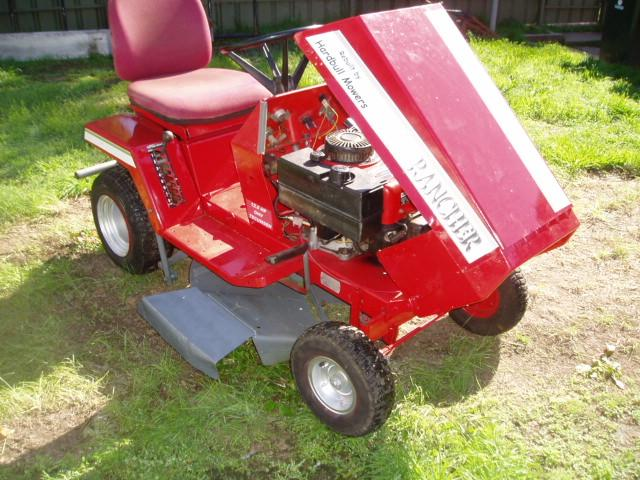 rover rancher  model outdoorking repair forum