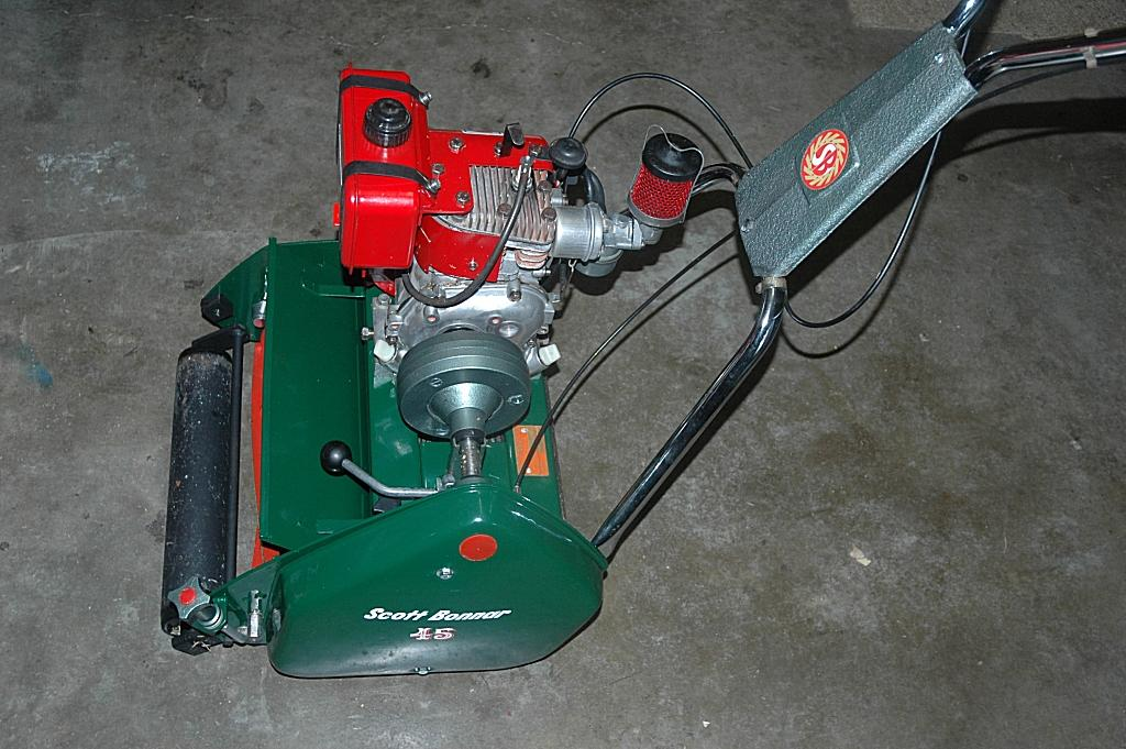 rover 45 cylinder mower manual