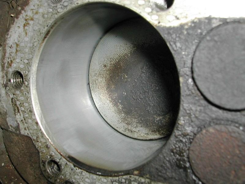 Seized engine - No oil - OutdoorKing Repair Forum