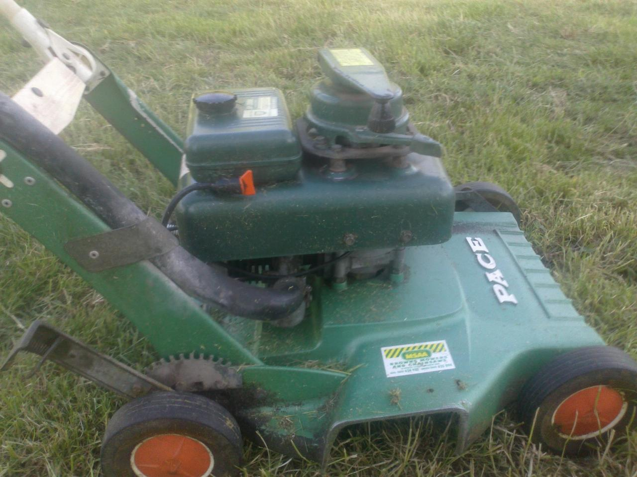 victa pace special manual outdoorking repair forum Sears Craftsman Riding Lawn Mower Murray Lawn Mowers
