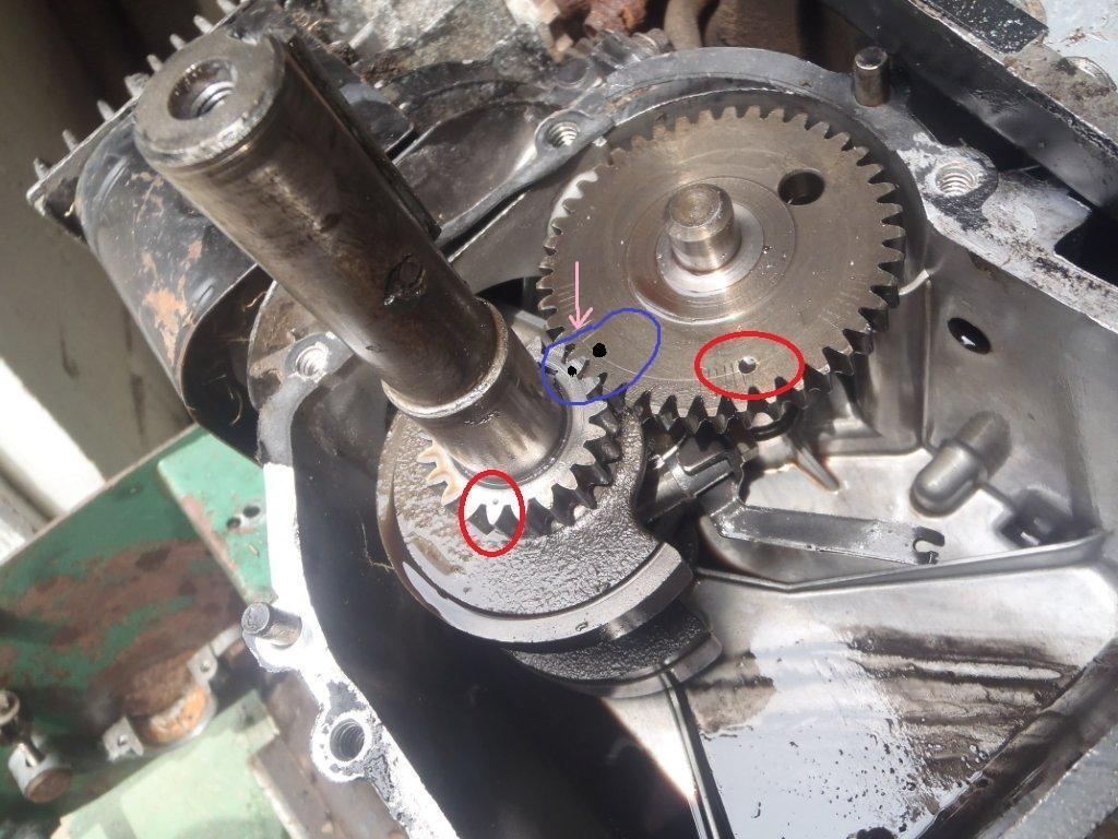 SB Model 45 - Clutch and Engine Problems - OutdoorKing Repair Forum
