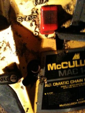 McCullough chain saw won't start - OutdoorKing Repair Forum