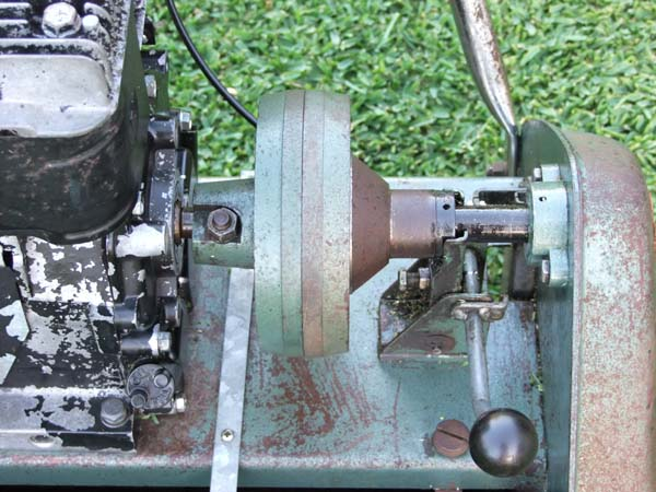 how to clean a mower carburetor without taking it apart