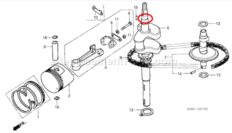 gv150 tuneup help needed outdoorking repair forum rh outdoorking com Honda GXV140 honda gxv120 service manual