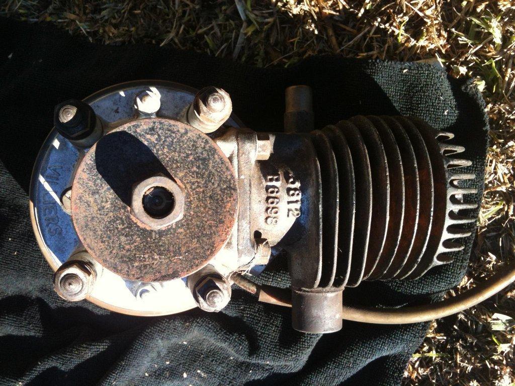 Villiers Engine Numbers - OutdoorKing Repair Forum