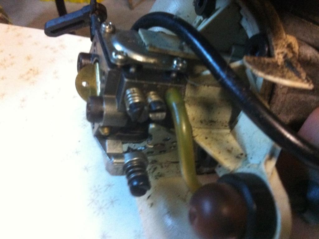 Stihl FS36 line trimmer - OutdoorKing Repair Forum
