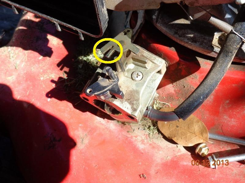 Honda GCV160 mower - OutdoorKing Repair Forum