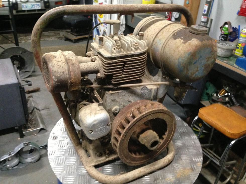 Jap Stationary Engine Any Help With Info Outdoorking