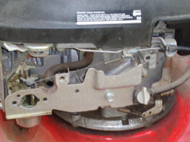 honda gcv160 mower - outdoorking repair forum honda lawn mower carburetor linkage diagram 8 hp brigg stratton lawn mower carburetor diagram
