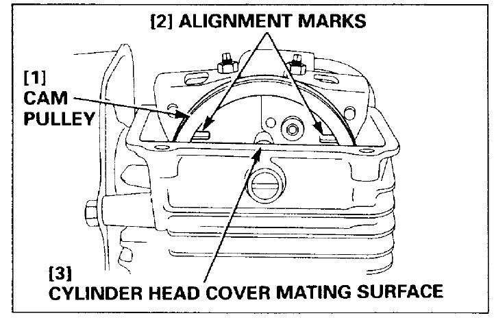 Repair Instructions Crankshaft Position Sensor Replacement