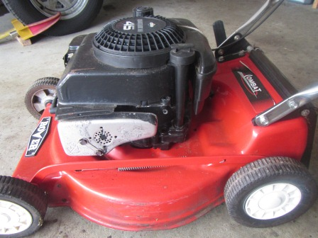 rover challenger lawn mower manual