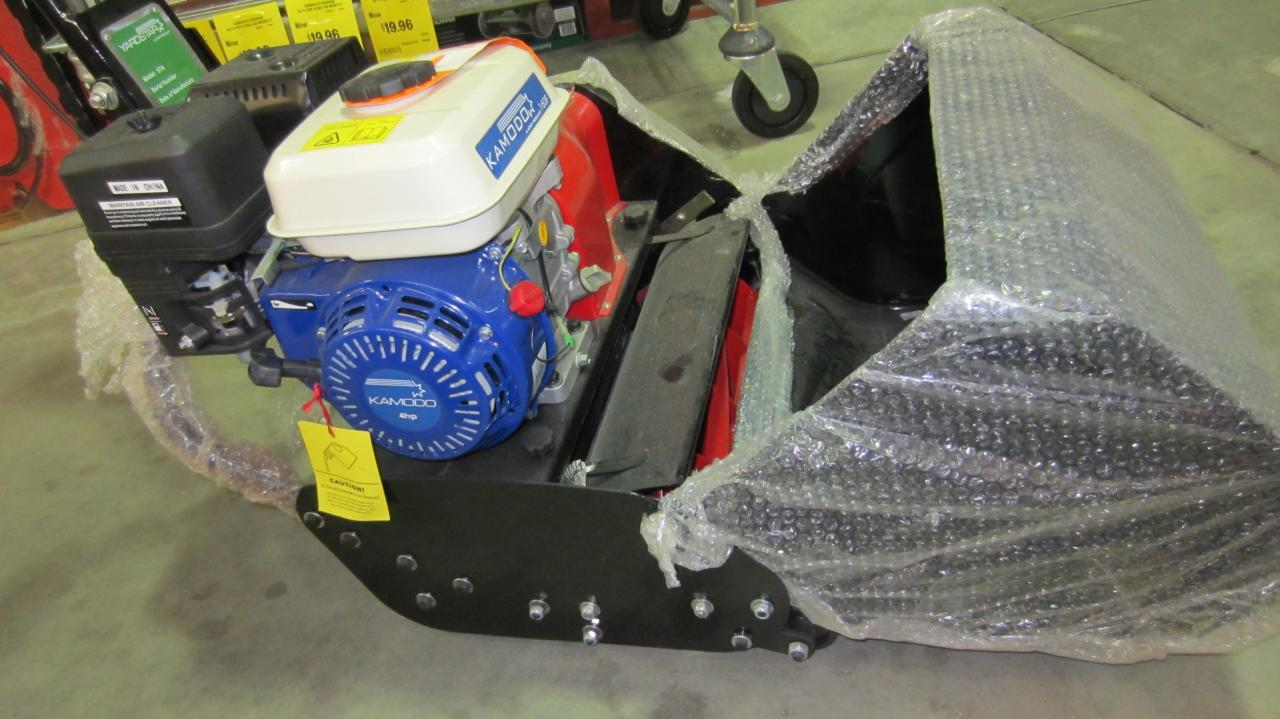 rover 123cc lawn mower manual