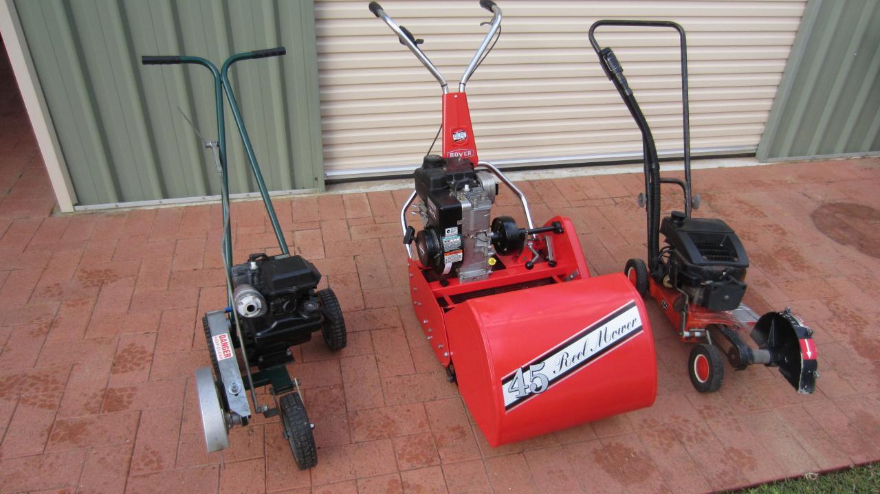yardstar reel mower outdoorking repair forum rh outdoorking com Used Reel Mowers Used Reel Mowers