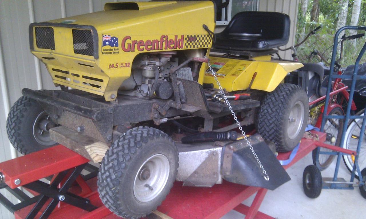 greenfield blade carrier bent outdoorking repair forum rh outdoorking com Murray Riding Mower Repair Guide greenfield mower repair manual download
