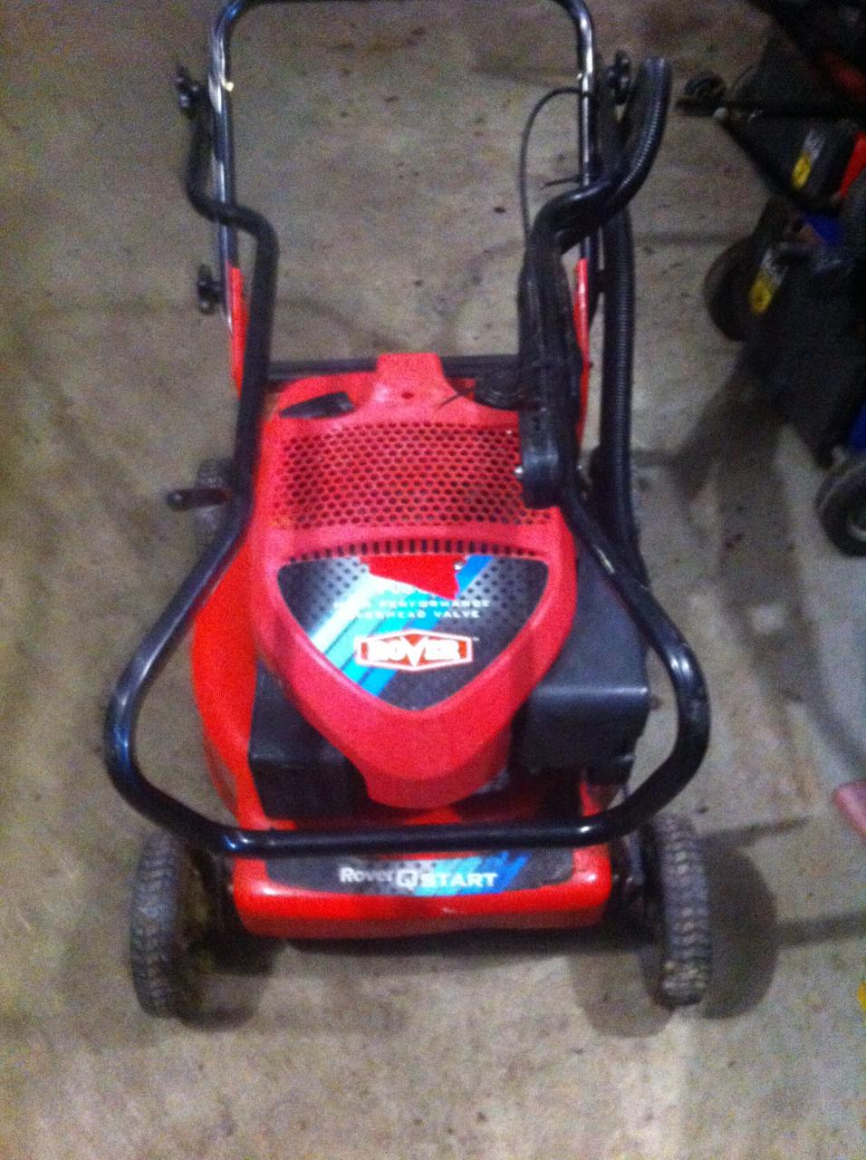 rover i4500 lawn mower outdoorking repair forum rh outdoorking com Rover Animal Space Rover