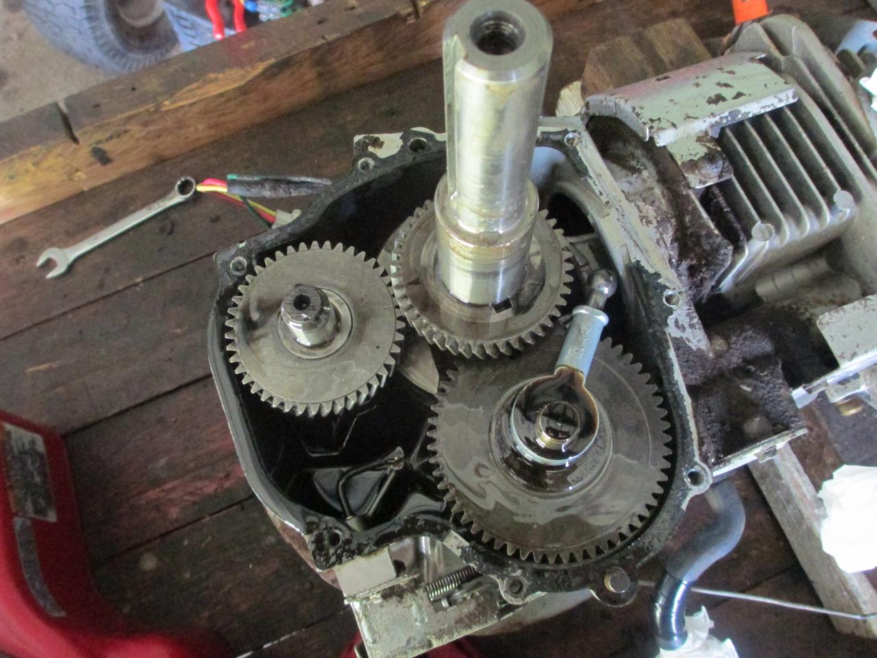 Tecumseh 13 5 hp - OutdoorKing Repair Forum