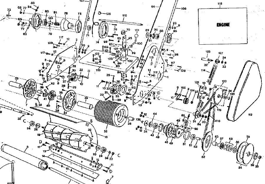 Scotts S2348 Parts Manual