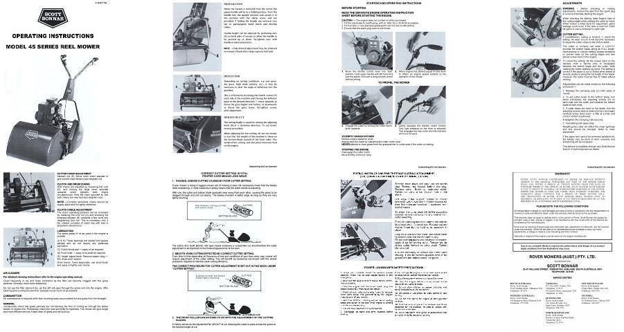 model 45 history record c1968 outdoorking repair forum