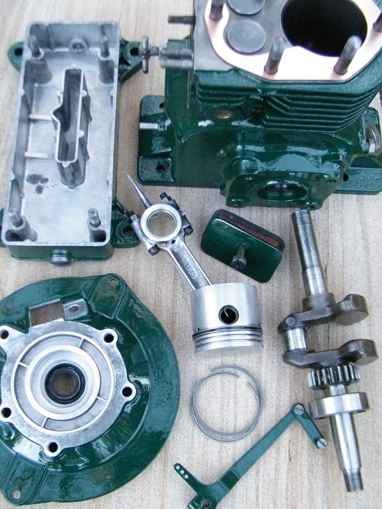 VILLIERS MK 12/2 engine - OutdoorKing Repair Forum