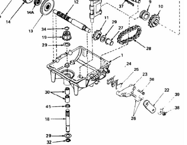 Rover Rancher 2 - 5 Speed Gearbox Problem - OutdoorKing Repair Forum