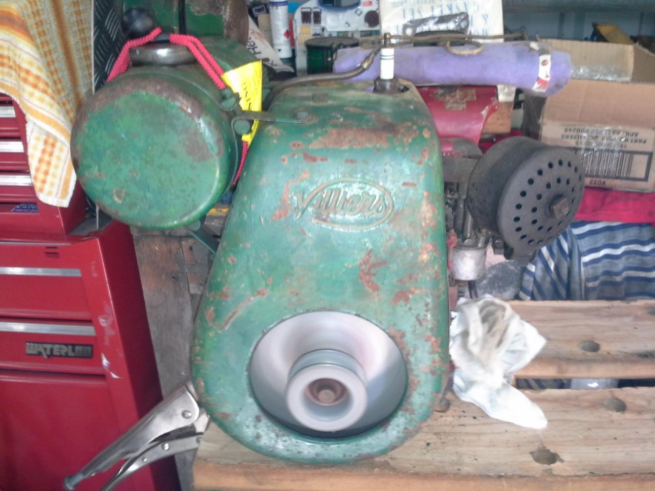 Villiers Mk10 Stationary Engine - OutdoorKing Repair Forum