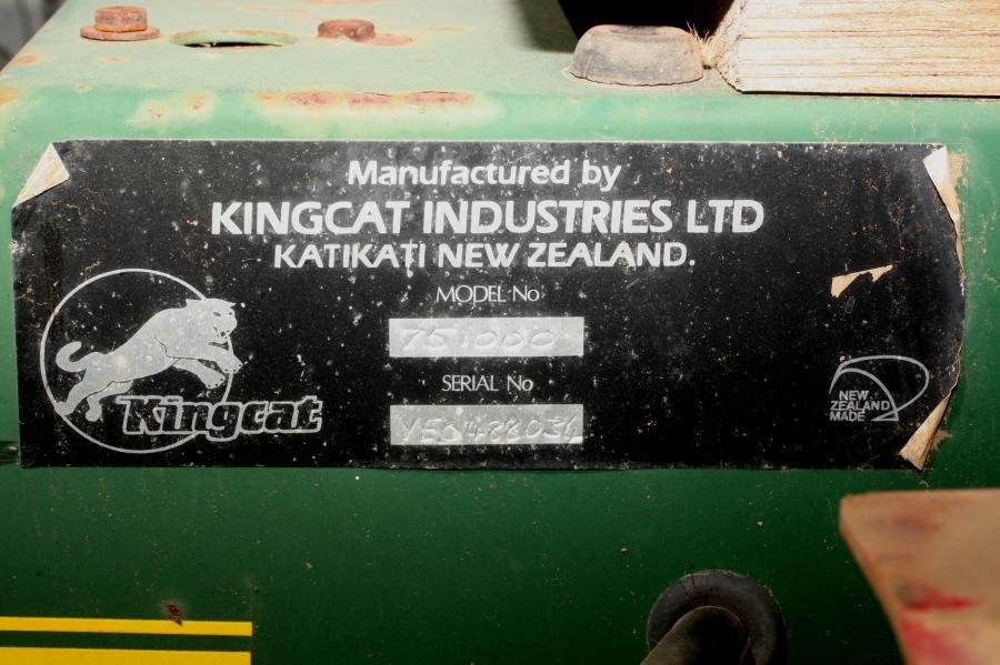 kingcat cheetah manual