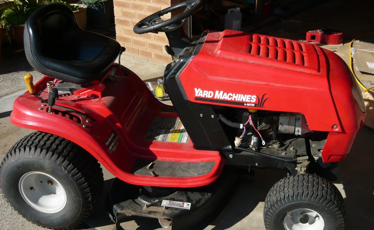 Tecumseh 135hp Engine Flywheel Magnets Outdoorking Repair Forum 38quot Lawn Tractor Page 5 Diagram And Parts List For Mtd Ridingmower Linked Image