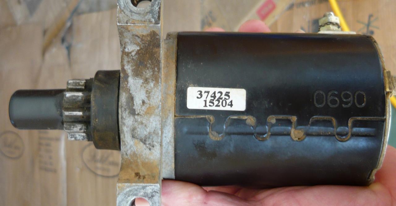 Tecumseh 13 5hp Engine - Flywheel Magnets - OutdoorKing Repair Forum