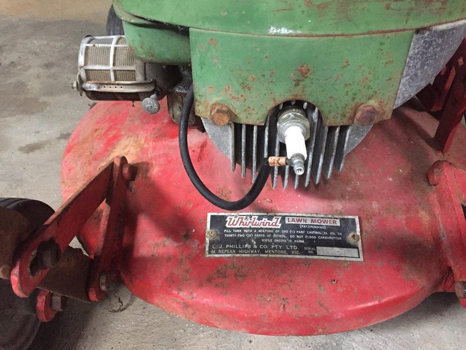 Whirlwind 16 Lawn Mower - OutdoorKing Repair Forum