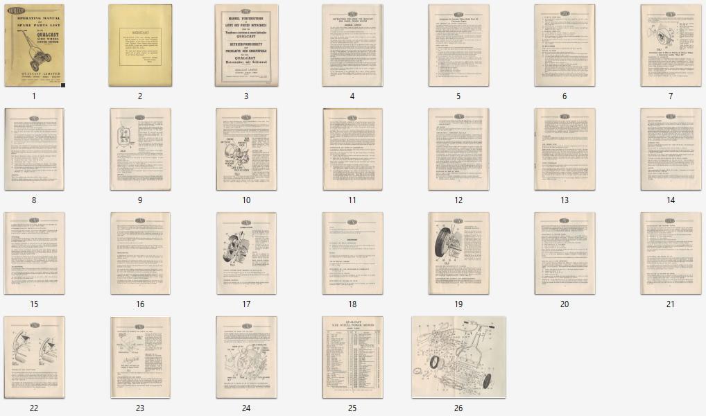 victa lawn mower manual pdf