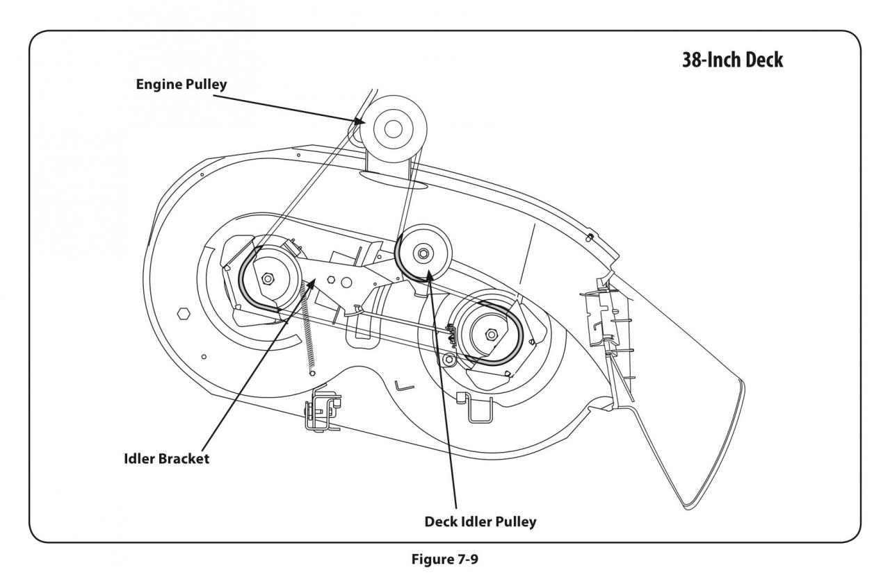 42 mtd engine pulley diagram wiring library 42 Mtd Engine Pulley Diagram parts diagram for mower deck 42 inch