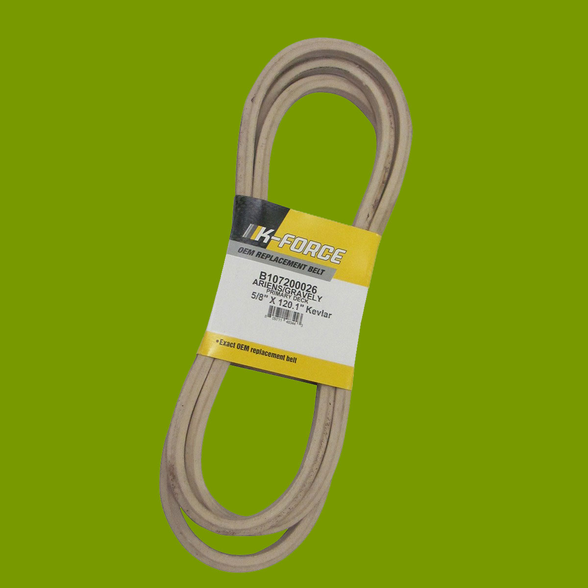 GRAVELY 7200026 Replacement Belt