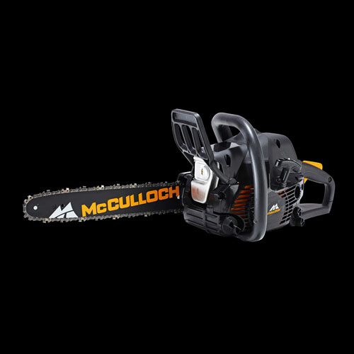 how to start mcculloch chainsaw cs 360