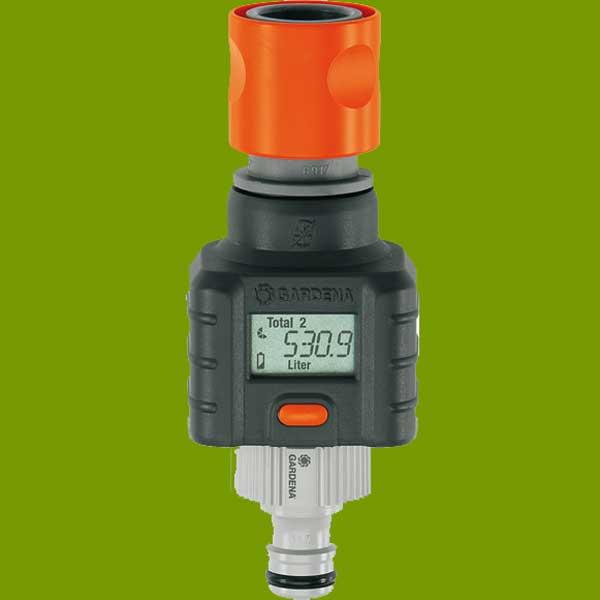 Gardena Tap Water Smart Flow Meter G8188 966780901 G8188